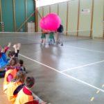 règles kin ball